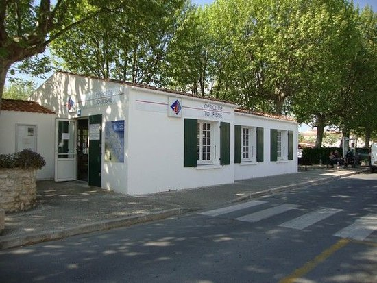 Office de Tourisme de Saint-Pierre d'Oleron