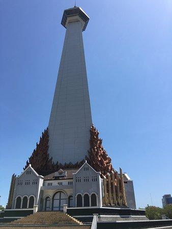 Mandala Monument