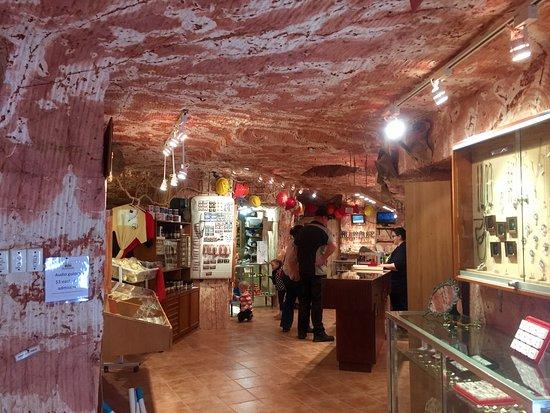 Old Timers Mine: Reception & Opal sale etc