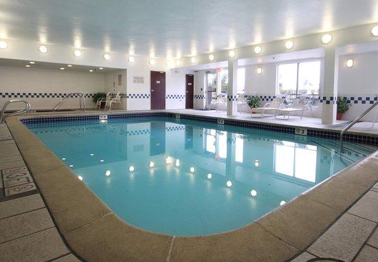 Vacaville, Californië: Indoor Pool