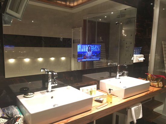 Wellness Suite - bagno - Picture of Granvara Relais & Spa Hotel ...