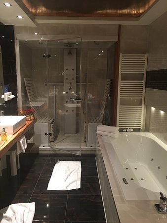 Granvara Relais & Spa Hotel: Wellness Suite - bagno