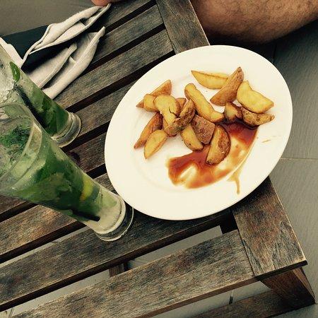 Palmar: frytki smakują jak własnej roboty i naturalny pomidorowy sos