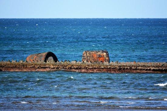Mildura Wreck