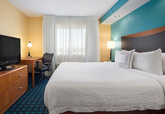Mendota Heights, MN: Executive King Suite