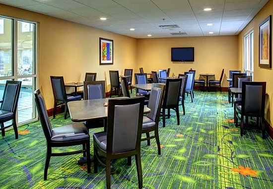 Fletcher, NC: Breakfast Sitting Area