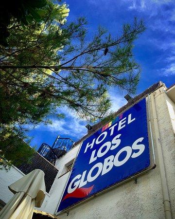 Hotel Los Globos: Comme à la maison