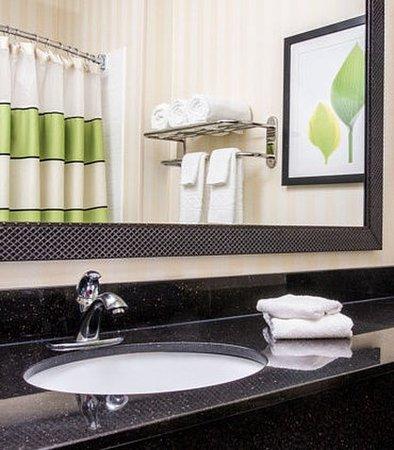 Middletown, Οχάιο: Guest Bathroom