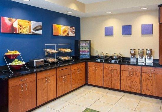 Middletown, Οχάιο: Breakfast Buffet