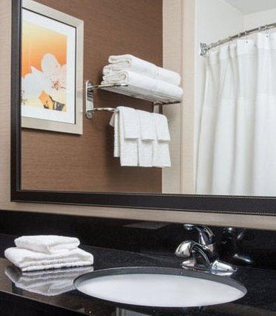 Ashland, KY: Suite Bathroom