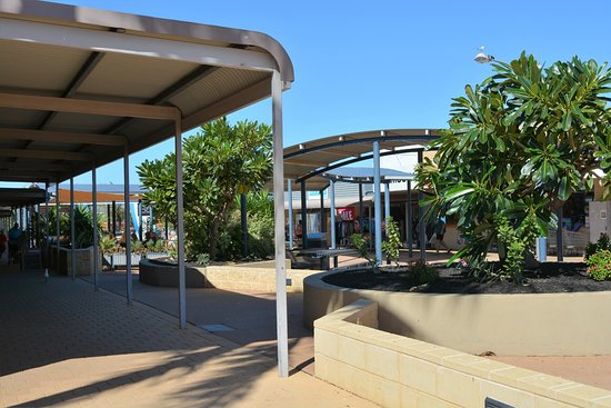 Ross Street Mall Shopping Centre Exmouth