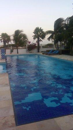 Eco Resort Vento Leste: Piscina da pousada