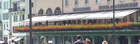 Storchen Zurich: Storchen Zürich