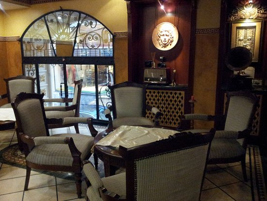 Nena Hotel: lounge