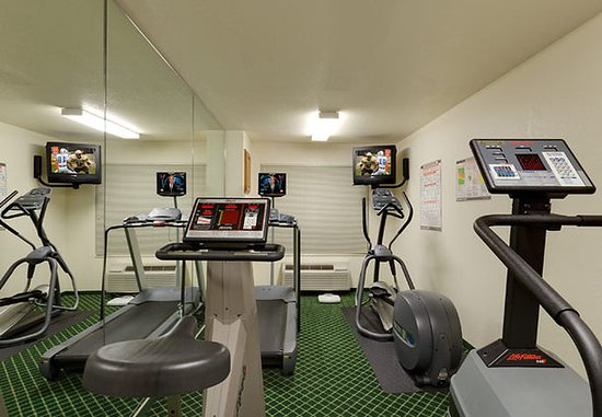 Valparaiso, IN: Fitness Center