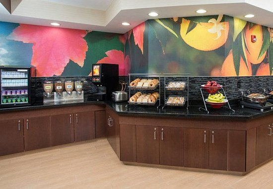 Tinley Park, IL: Free Hot Breakfast