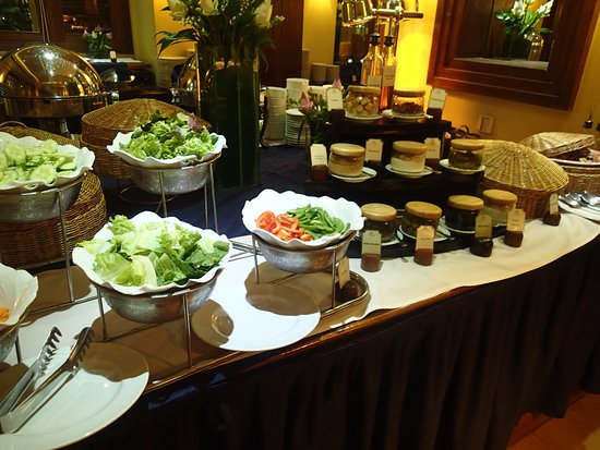 Victoria Angkor Resort & Spa: 朝食