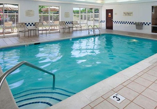 Dulles, Βιρτζίνια: Indoor Pool