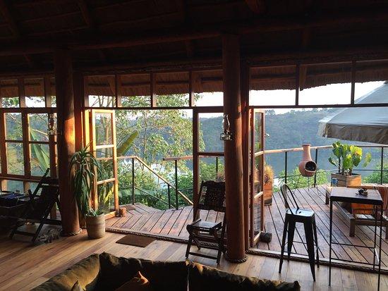 Murchison Falls National Park, Uganda: Paraa Safari Lodge