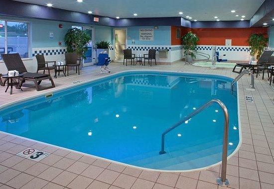 New Paris, OH: Indoor Pool