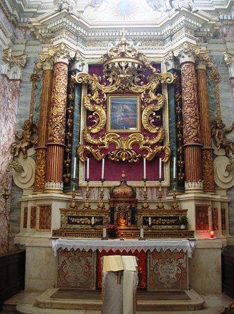Collegiata di Sant' Urbano : Altare privilegiato perpetuo