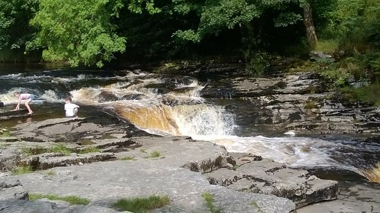 Settle, UK: Stainforth Force