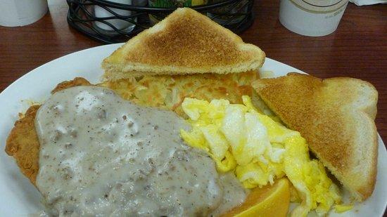 Saint Regis, MT: CFS & Egg Scramble...