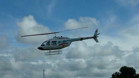 Rugen-Helikopter