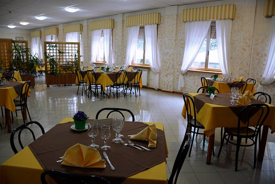 La Dimora di Vitorchiano: ristorante