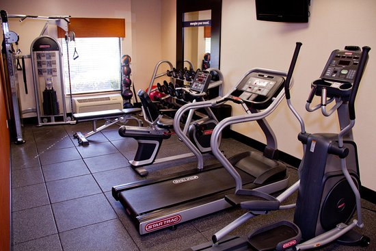 Schertz, TX: Fitness Center Equipment