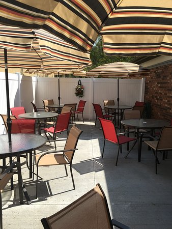 Fort Gratiot, MI: Outdoor Patio