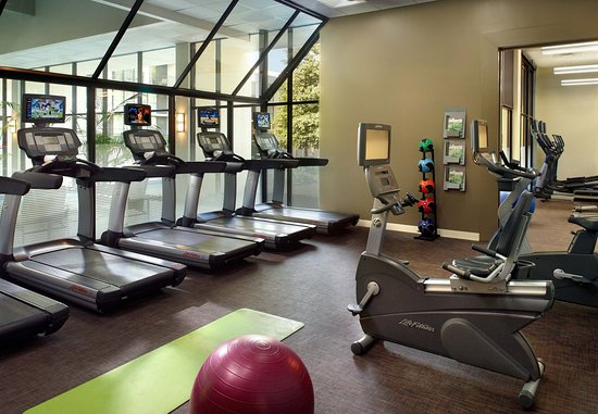 Dunwoody, GA: Fitness Center