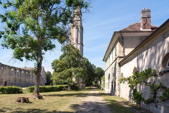 Royaumont Abbey: Vue d'ensemble