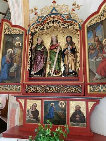 Gotische Kapelle Zell