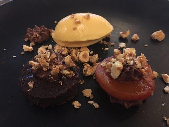 Celbridge, Irlanda: Dessert