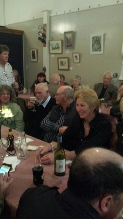 Warwick, Australia: Jumpers & Jazz - a Night of Delight