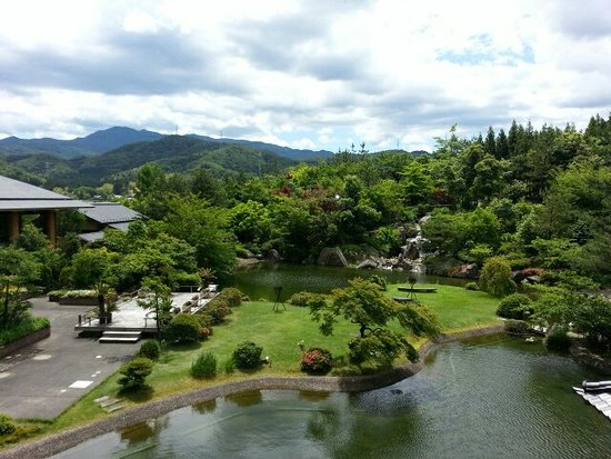 Shibata, Japan: 日本庭園