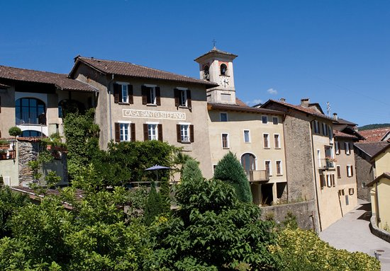 Casa Santo Stefano : Hausansicht