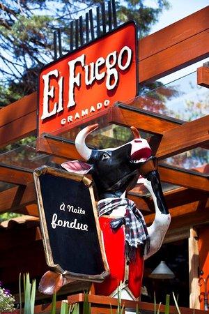 El Fuego Restaurante: Externa