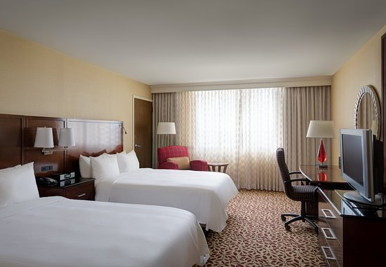 Irving, Teksas: Double/Double Guest Room
