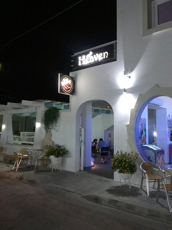 Heaven Lounge Bar: Heaven Cafè