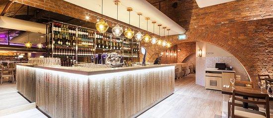 Bolton, UK: Restaurant Interior