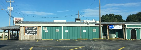 Muscle Shoals, AL: Donna and Friends Restaurant
