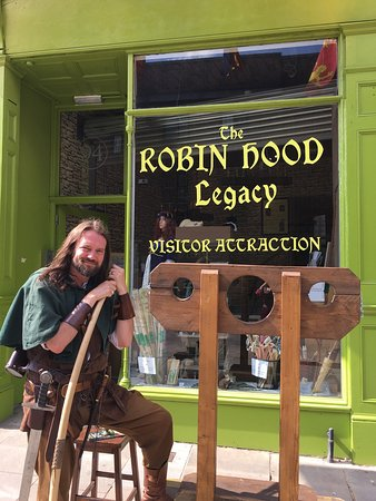 The Robin Hood Legacy