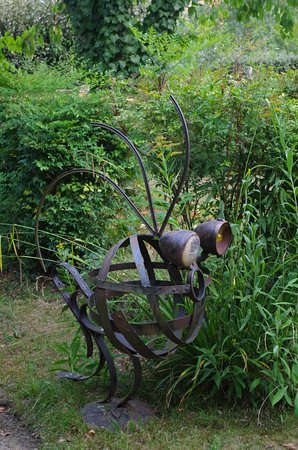 Labastide-d'Armagnac, Франция: ART MODERNE