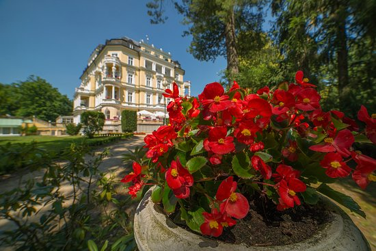 Imperial Spa & Kur Hotel: Spa Hotel Imperial