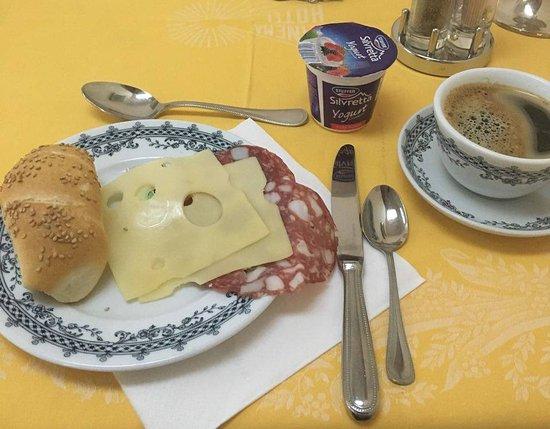 Ipanema Hotel: Breakfast