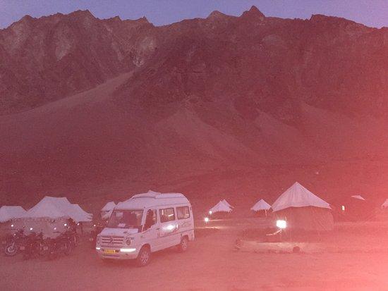 Adventure Camp Sarchu: sarchu camps