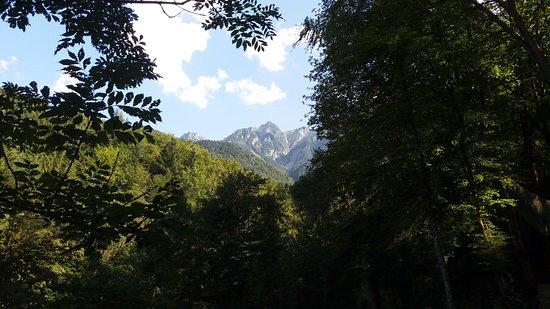 Haute-Savoie, Francia: parc