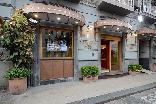 Hotel Corso Meridionale Napoli